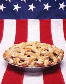 All-American Apple Pie | DianasDesserts.com