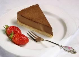 Chocolate Espresso Cheesecake | DianasDesserts.com