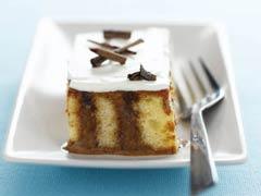 tres leches cake tres leches de ron con chocolate tres leches cake ...