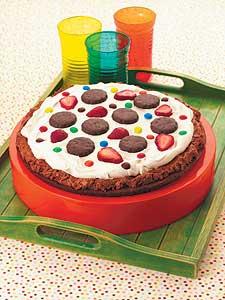Cake Ice Cream Pizza : diane lucille suarez: August 2008