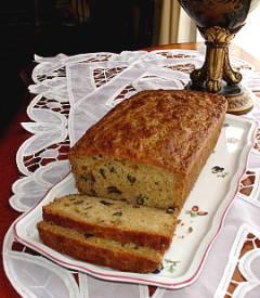 Sour Cream-Maple Bread   DianasDesserts.com