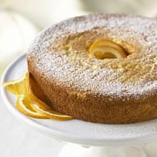 Passover almond sponge cake recipe