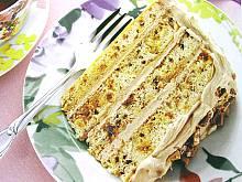 Tiramisu Toffee Torte | DianasDesserts.com