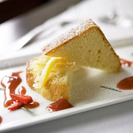 Fresh Meyer Lemon Pound Cake | DianasDesserts.com