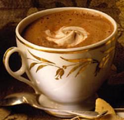 Witch's Brew Hot Chocolate Recipe — Dishmaps